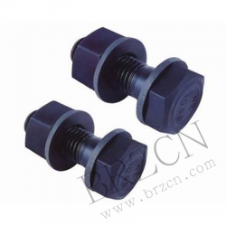 High intensity bolts for steel structure