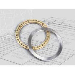 Thrust Ball Bearing ID over 150mm