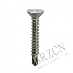 flat head self-drillig screw