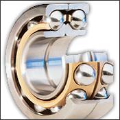 Double Row Angular Contact Ball Bearings ID over 150mm