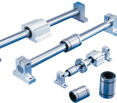 Linear ball bearing, linear ball bush