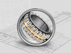Spherical Roller Bearing ID over 100mm