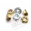 Hexagon flange nuts