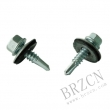 hex washer head self-drilling screw