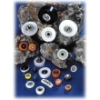 Nylon pulley bearing
